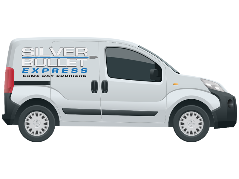 Silver Bullet Express Same Day Courier Our Fleet